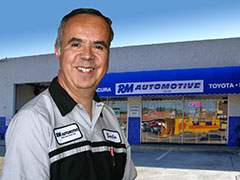RM Automotive Inc. | Emilio Chavez