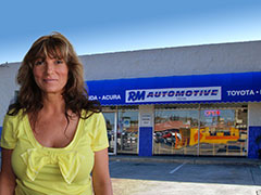 RM Automotive Inc. | Heidi