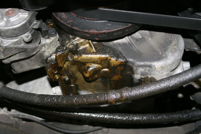 Is your car leaking oil?