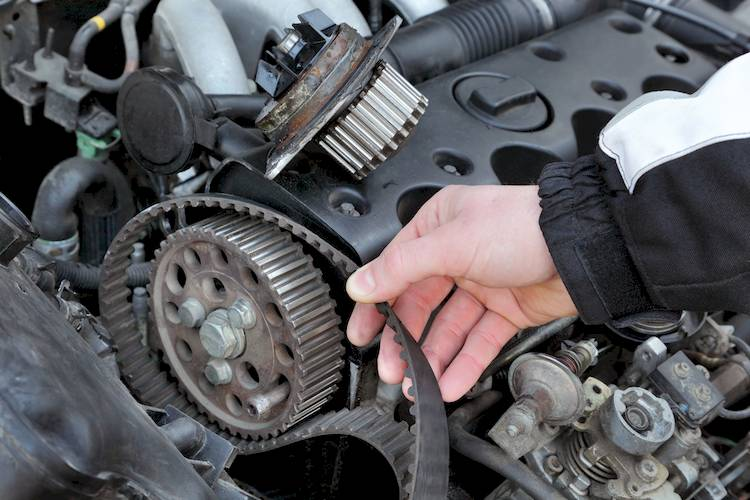 Is it time to replace your Timing Belt?
