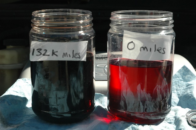 Is it time for a Transmission Fluid Exchange on your Car