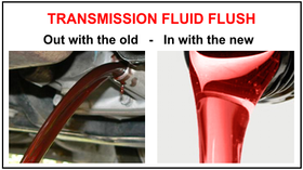 Is it time for a Transmission Fluid Exchange?