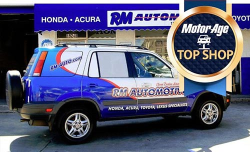 Northridge Auto Repair | RM Automotive Inc.
